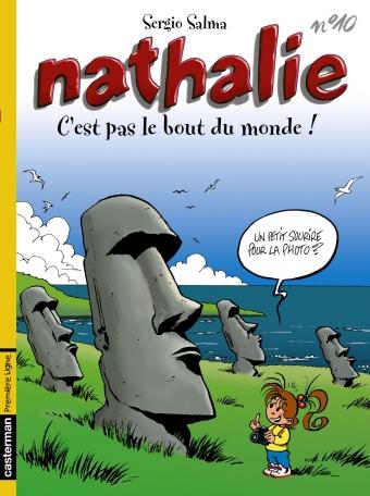 Nathalie - Tome 10 - C'est pas le bout du monde!