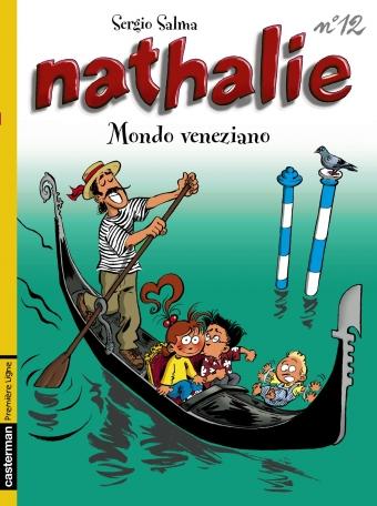 Nathalie - Tome 12 - Mondo veneziano