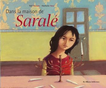 Dans la maison de Saralé
